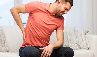 cara menghilangkan sakit pinggang