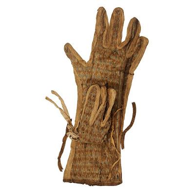 The Glove of King Tutankhamun