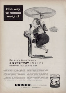 Funny Old Crisco Ad. Living From Glory To Glory Blog...