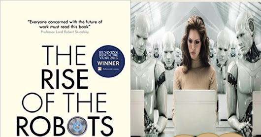 Book Review : The Rise Of The Robots