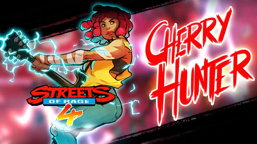 streets of rage 4 cherry hunter switch pc ps4 xb1 dotemu guard crush games lizardcube