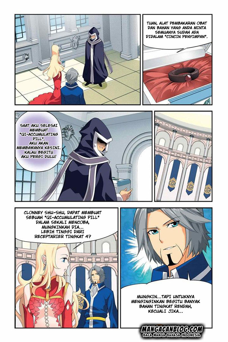 Battle Through Heaven Chapter 15-7
