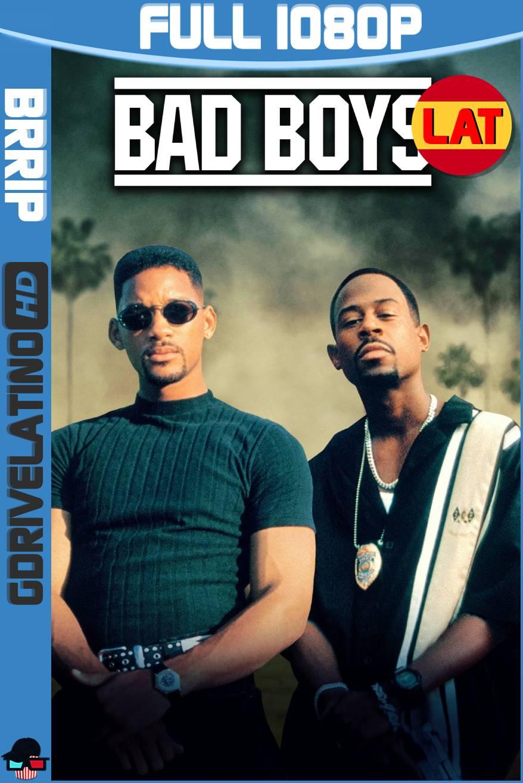 Bad Boys (1995) BRRip 1080p Latino-Ingles MKV