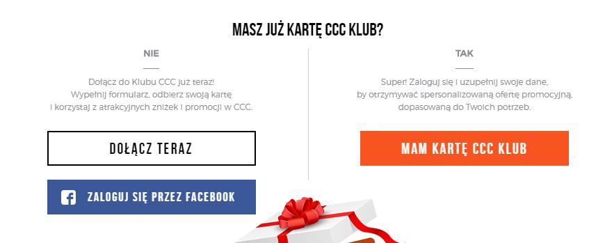 Karta Lojalnosciowa Ccc Klub Zyskam Zyskaj
