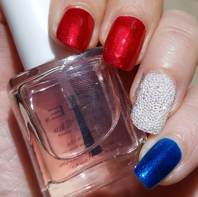 4th-of-july-3d-nail-art