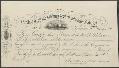 The North of Scotland & Orkney & Shetland Steam Navigation Company was pioneering in Norwegian cruising.