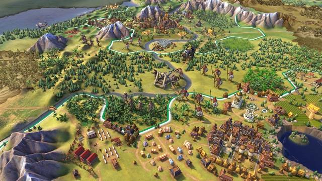 Sid Meiers Civilization VI Khmer and Indonesia Civilization and Scenario Pack PC Full Español