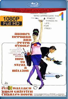 Como Robar Un Millon [1966] [1080p BRrip] [Latino-Ingles] [HazroaH]