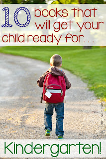 books to transition to kindergarten, books for kindergarteners, first day of kindergarten, getting ready for school