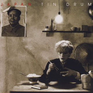 "ALBUM: portada de ""Tin Drum"" de la banda JAPAN"