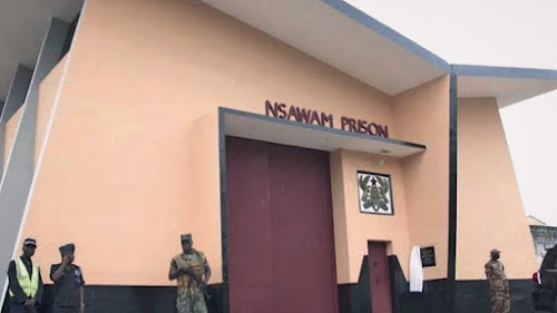 Group Details on how thirty five Nigerians Languish In Ghana jail when outlaw Arrest, involves Investigation
