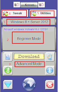 Download windows Xp , Vista , 7 Windows 8 + Windows 2012 Parmanet Activator