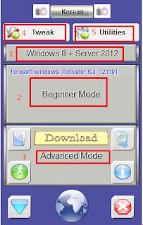 Download windows Xp , Vista , 7 Windows 8 + Windows 2012 Parmanet Activator