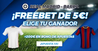 Los favoritos de Pastón Real Madrid vs Barcelona 10-4-2021