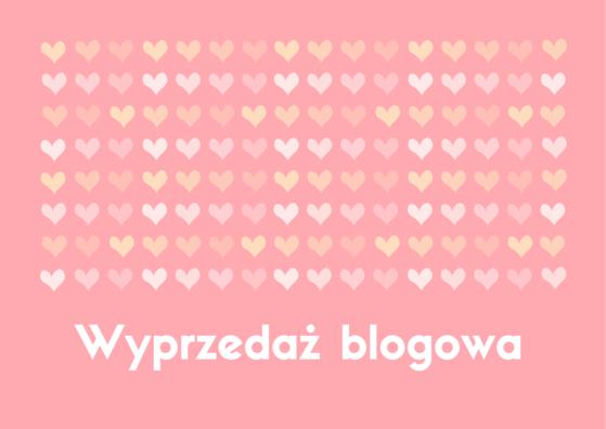 Wyprzedaż blogowa | Ubrania od 3 do 25zł, różne rozmiary!