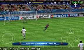 Game PES 2017 APK Pro Evolution Soccer di Android dan tablet
