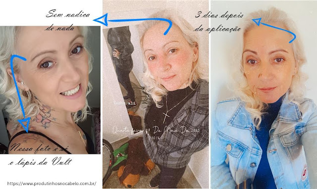 henna para sobrancelhas depois de 15 dias