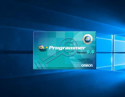 Cx Programmer Startup 9.6