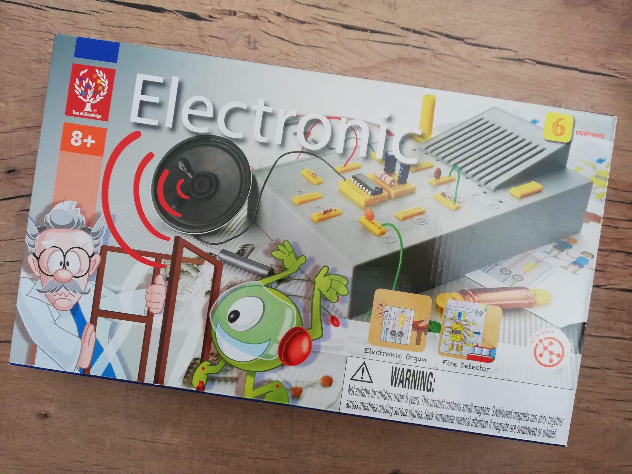 Elektronika dla początkujących - Educarium