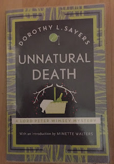 Unnatural Death has been published in a new edition by Hodder