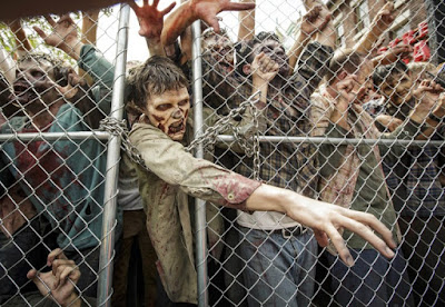 The Walking Dead Attraction (Photo Credit: David Sprague)