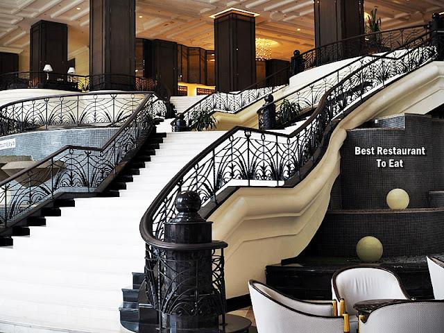 Marriott Putrajaya Hotel Lobby
