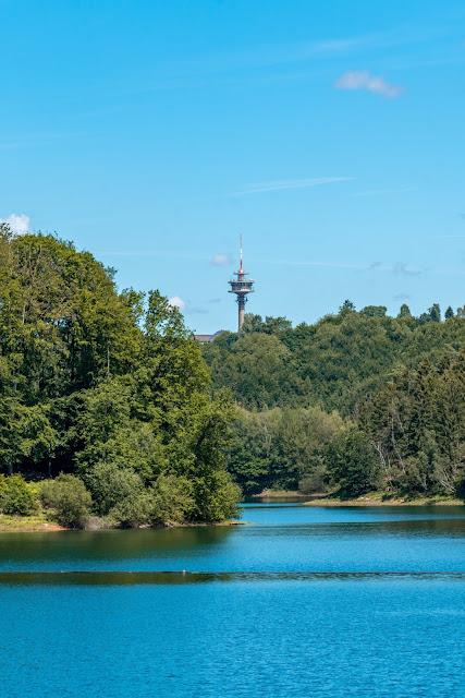 Talsperrenweg Siegburg | Wahnbachtalsperre | Erlebnisweg Sieg | Naturregion Sieg 08