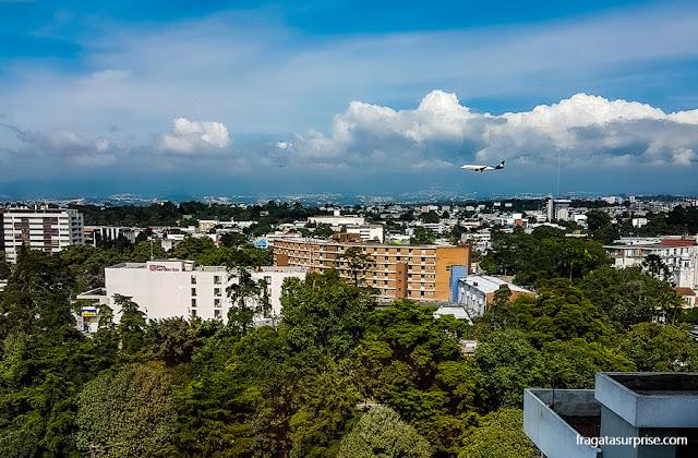 Zona Viva da Cidade da Guatemala, melhor área para hospedagem