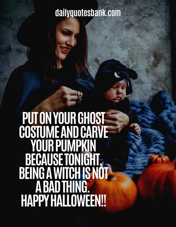 Happy Halloween Wishes Greetings & Messages