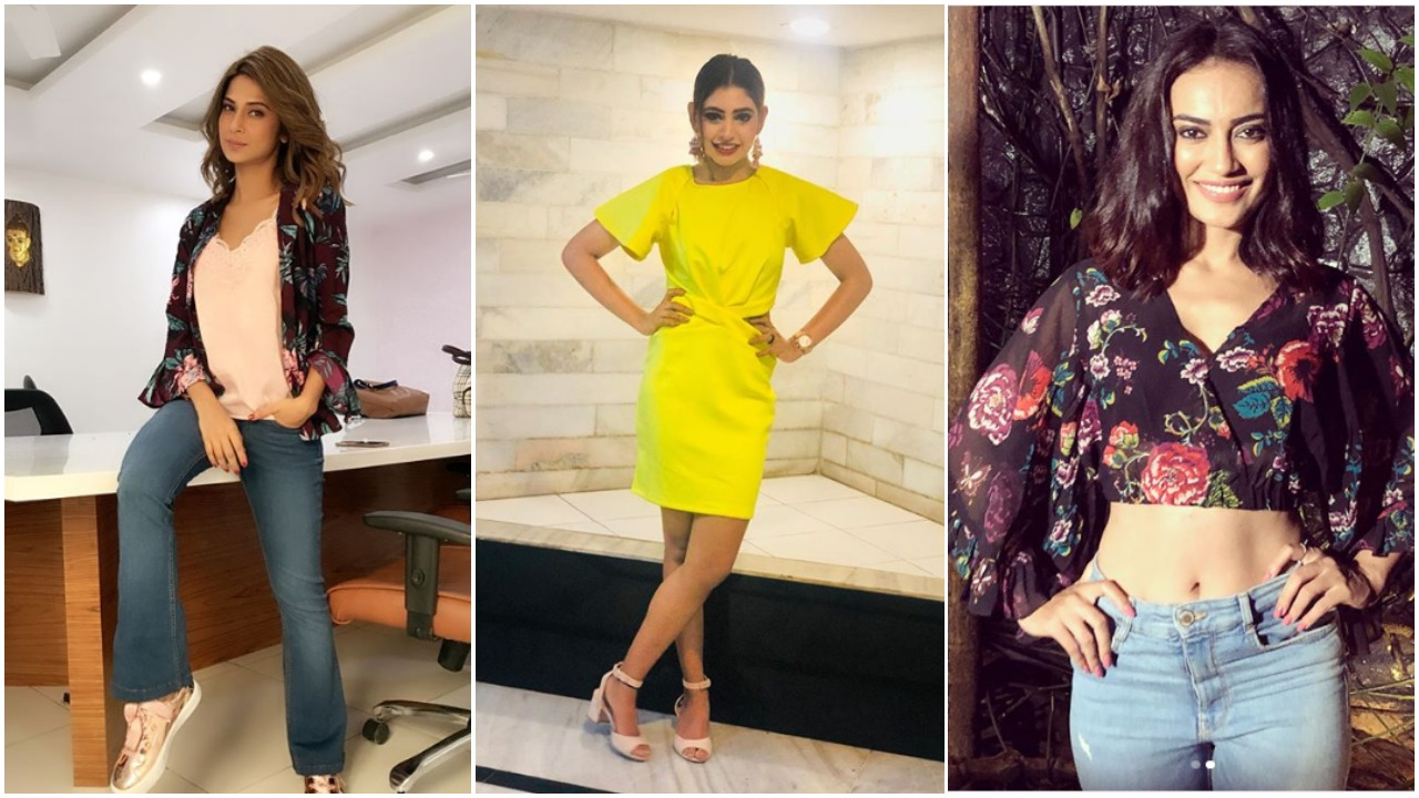 Buy Adah newbie sharma style quotient fashion picture trends