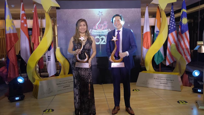 Asia Leaders Award 2020 Young CEO of the year goes to Arch. Kaydee Velasco