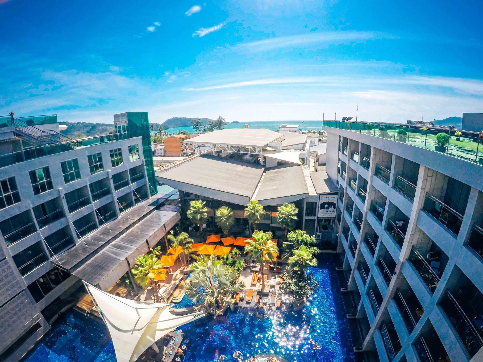 Отель KEE Resort & Spa в городе Патонг, Тайланд