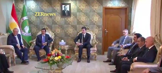 Kürdistan Bağımsızlık Referandumu KDP YNK Neçirvan Barzani