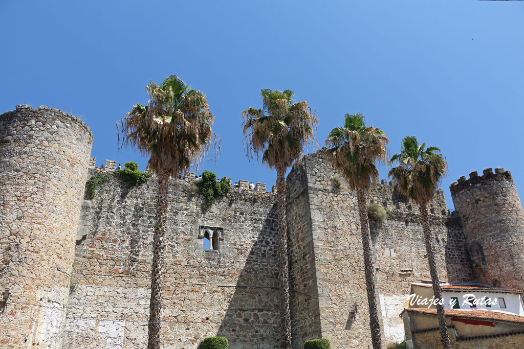 Castillo, Arenas de San Pedro