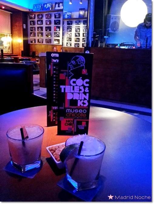 cocktails madrid