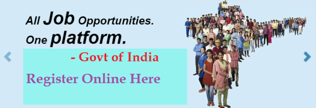 Govt of India NCS/National Career Service Online Registration for Jobs Trainings and Educational Info @www.ncs.gov.in | www.ncs.gov.in is an Offical web portal of Ministry of labour and employment Services, Government of India is about to give alerts/information to your mobile after the Registration at the website | Educational updates | Job Alerts/opportunities by Govt of India through sms to your Mobile Directly after the Online Registration at National Career Service by Govt of India and Ministry of Labour and Employment Services | govt-of-india-ncs-national-career-service-online-registration-ncs.gov.in