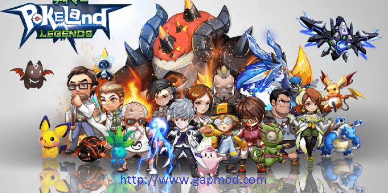 pokeland legends apk obb download