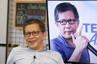 Prabowo Sebut Edhy Diambil dari Selokan, RG: Akankah Mega Bilang Juliari Diangkat dari Kolam?
