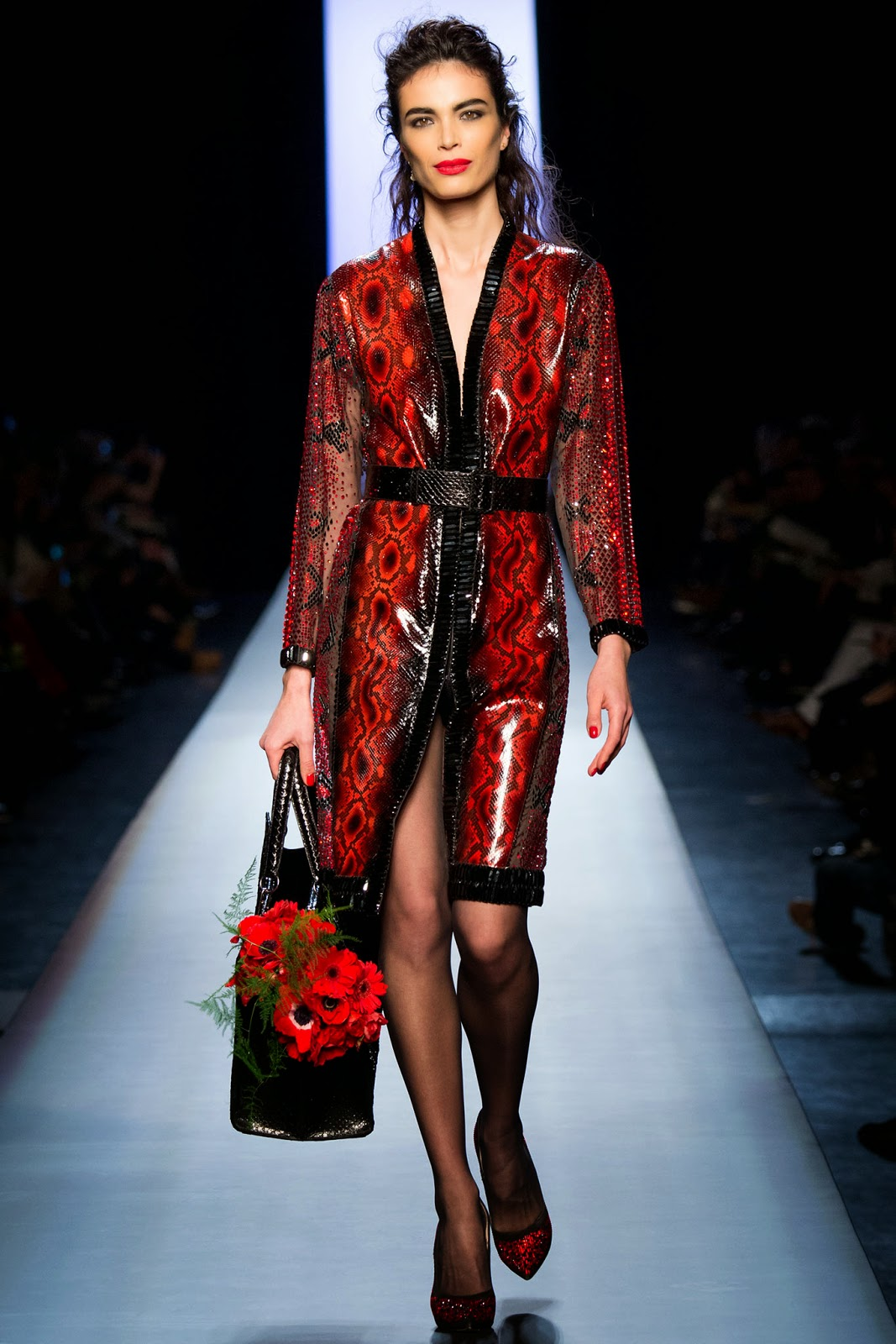 FASHION BY THE RULES Jean Paul Gaultier Haute Couture Spring 2015