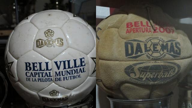 "Declararon a Bell Ville ""Capital Nacional de la Pelota de Fútbol"""