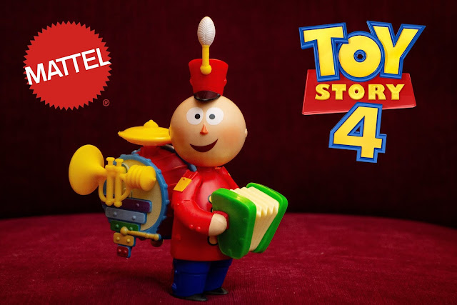 Mattel Tinny Tin Toy for Toy Story 4
