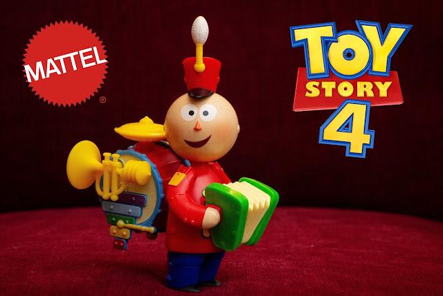Mattel Tinny Tin Toy for Toy Story 4