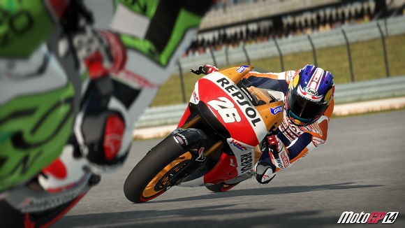 MotoGp 14 RG Mechanics