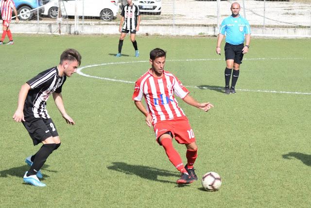 H ομάδα του Αλέκου Βάσι επικράτησε 2-0 της Δόξας στον Ωρωπό.