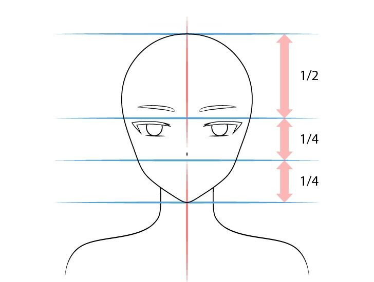 Gambar hidung gadis anime elf