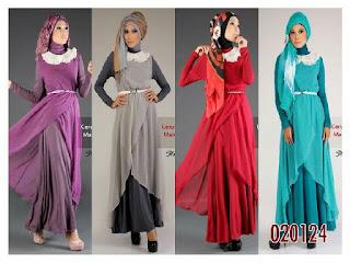 Bahan Hijab Sifon
