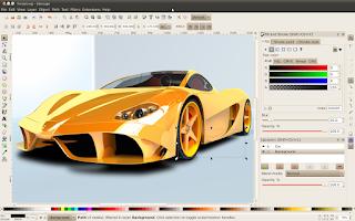 InkScape,le logiciel gratuit  de dessin vectoriel