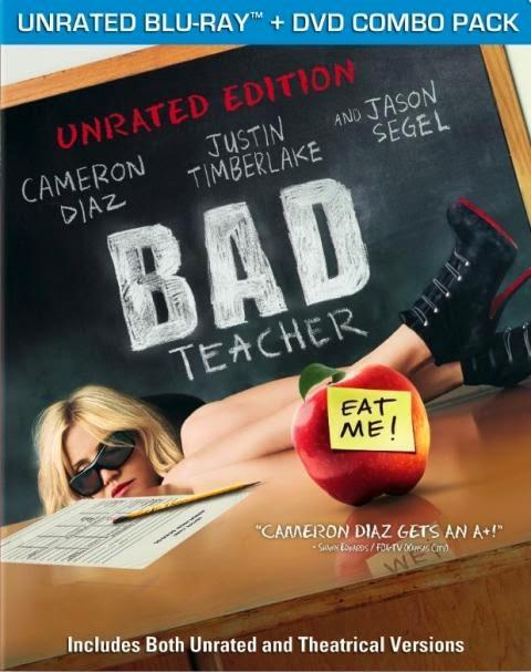 Bad Teacher 2011 Dual Audio BRRip 480p 300Mb x264