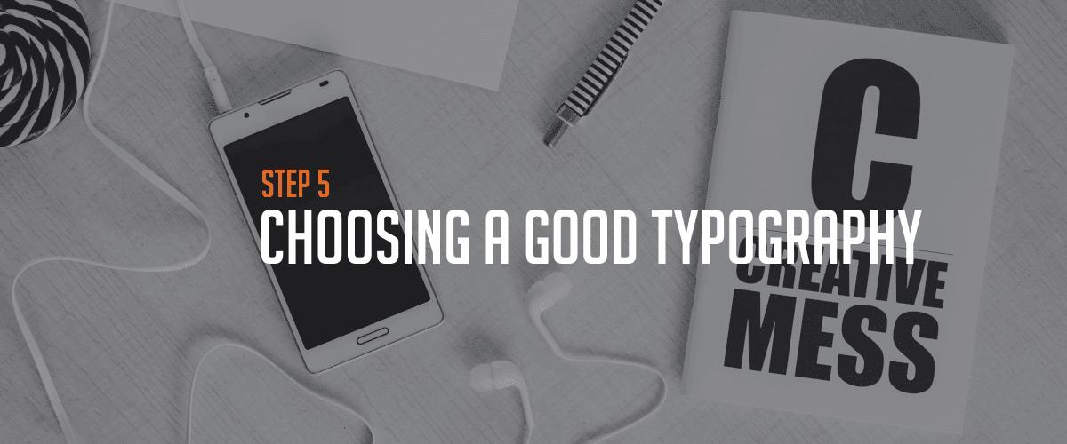 Hal Penting Dalam Membangun Brand Identity - Pemilihan Tipografi yang Baik