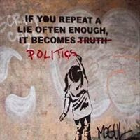 TRUTH? NO POLITICS